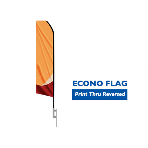 Econo Feather Flag