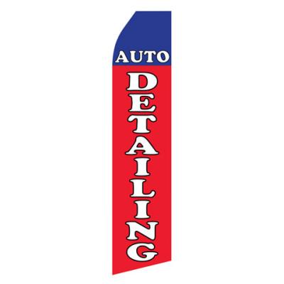 Auto Detailing Econo Stock Flag