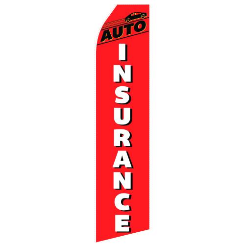 Auto Insurance Econo Stock Flag