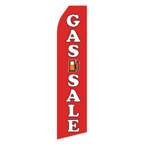 Gas Sale Econo Stock Flag