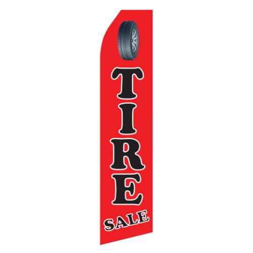 Tire Sale Econo Stock Flag