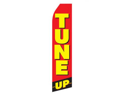 Tune Up Econo Stock Flag