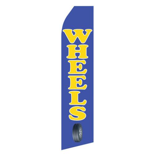 Wheels Service Econo Stock Flag