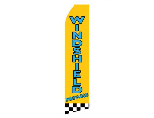 Windshield Repairs Econo Stock Flag