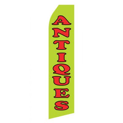 Antiques Econo Stock Flag