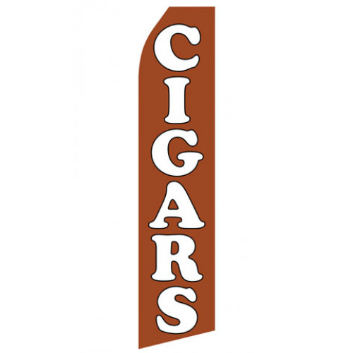 Cigars Econo Stock Flag