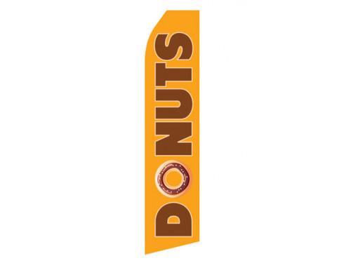 Donuts Econo Stock Flag