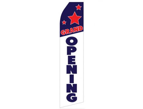 Grand Opening Econo Stock Flag