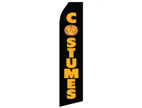 Halloween Costumes Econo Stock Flag
