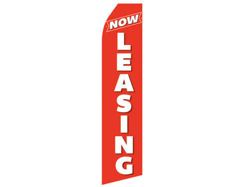 Now Leasing Econo Stock Flag