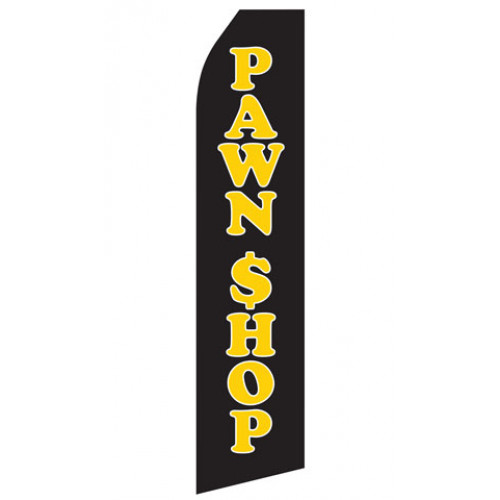 Pawn Shop Econo Stock Flag
