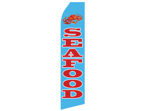 Seafood Econo Stock Flag