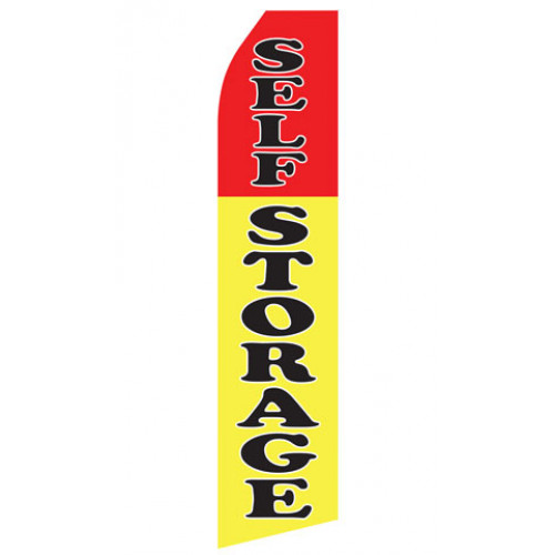 Self Storage Econo Stock Flag