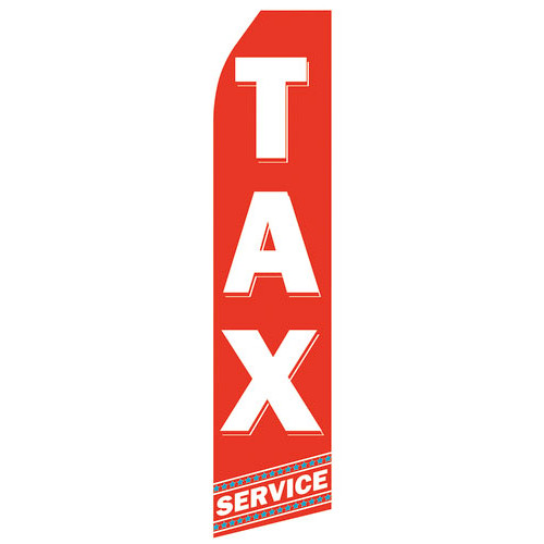 Tax Service Econo Stock Flag