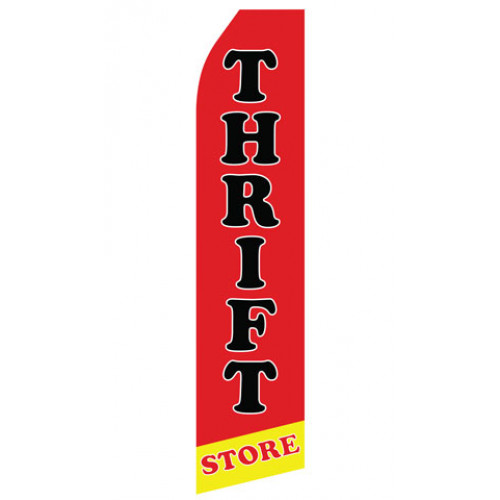 Thrift Store Econo Stock Flag