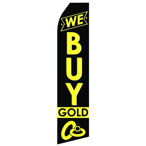 We Buy Gold Econo Stock Flag