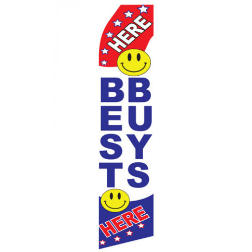 Best Buys Here Econo Stock Flag