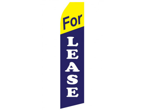 For Lease Econo Stock Flag