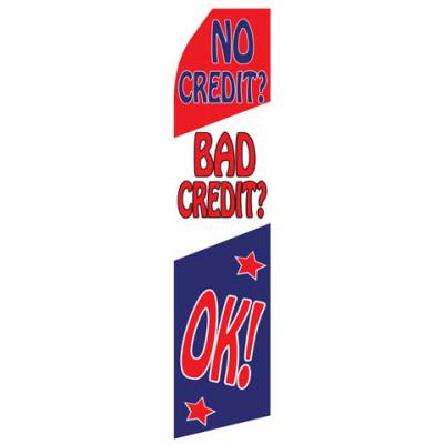 No Credit/Bad Credit OK! Econo Stock Flag