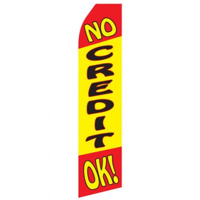 No Credit OK! Econo Stock Flag