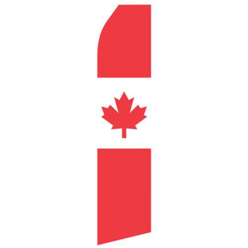 Canadian Econo Stock Flag