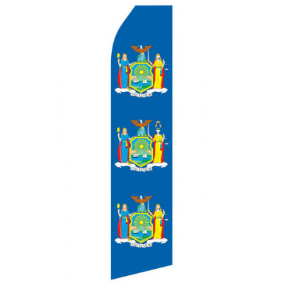 New York Flag Econo Stock Flag