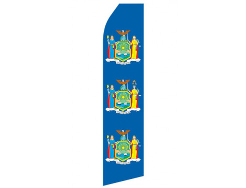New York Flag Econo Stock Flag