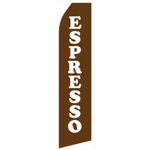 Espresso Econo Stock Flag