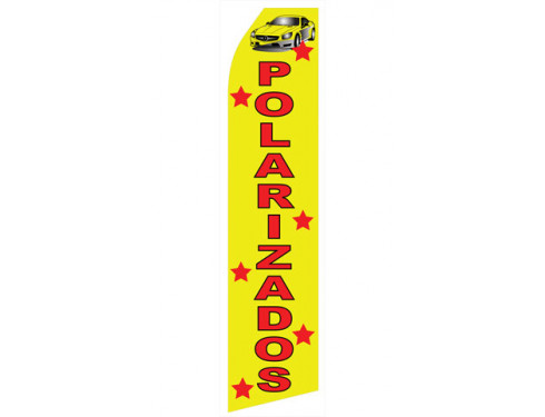 Polarizados Econo Stock Flag