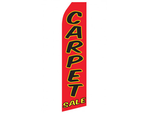 Carpet Sale Econo Stock Flag