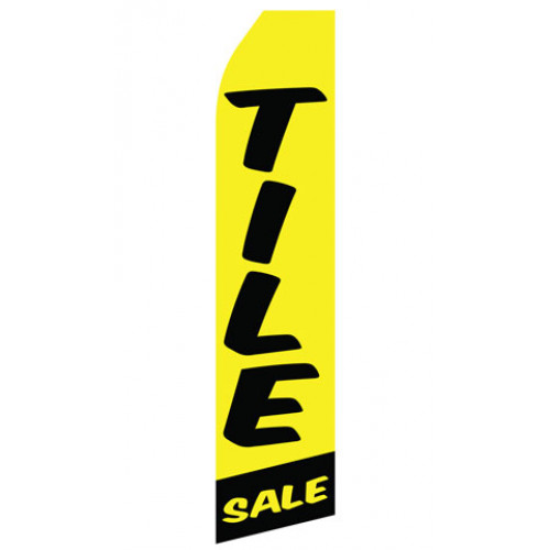 Tile Sale Econo Stock Flag