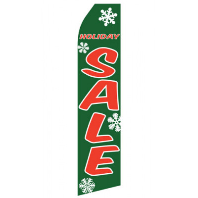 Holiday Sale Econo Stock Flag