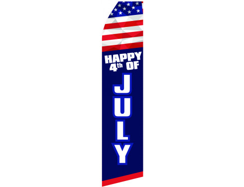 July 4th Econo Stock Flag