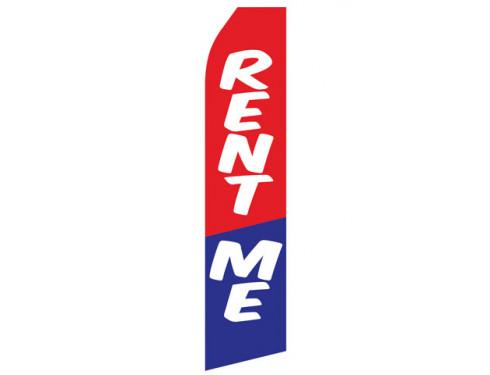 Rent Me Econo Stock Flag