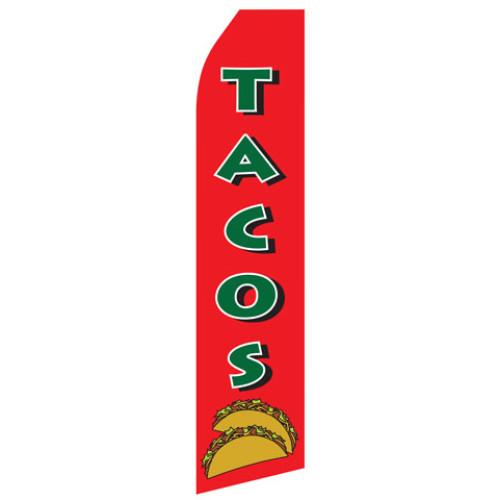 Tacos Econo Stock Flag