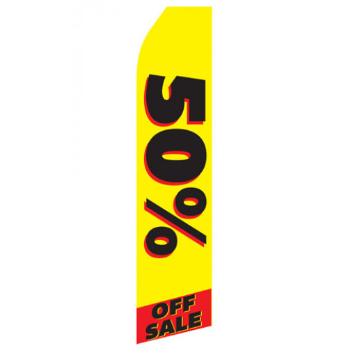 50% off Sale Econo Stock Flag