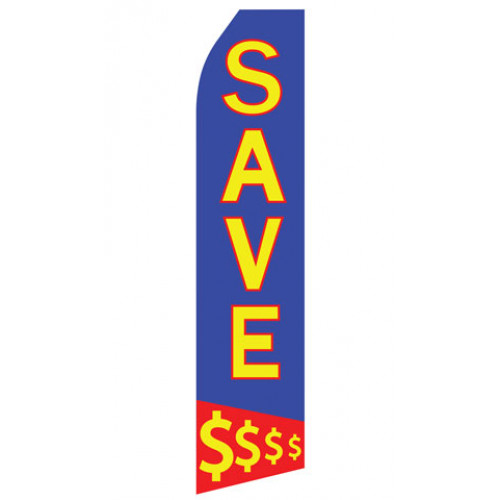 Save $$$ Econo Stock Flag