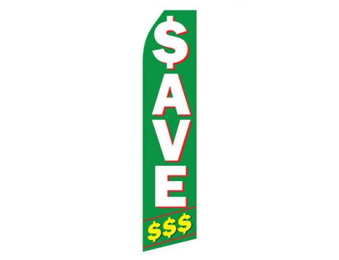Save $$$ Econo Stock Flag