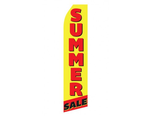 Summer Sale Econo Stock Flag