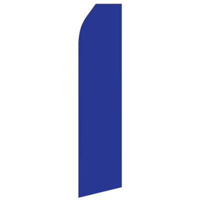 Dark Blue Econo Stock Flag