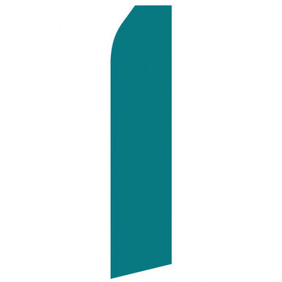Teal Econo Stock Flag