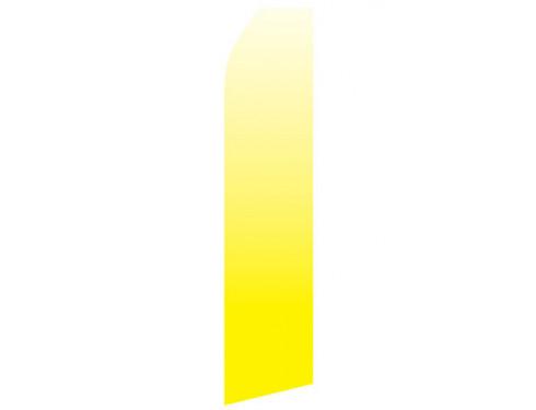 Yellow Gradient Econo Stock Flag