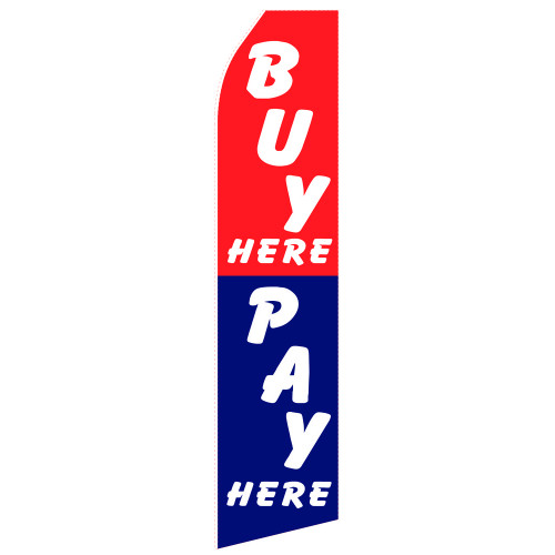 Buy & Pay Econo Stock Flag