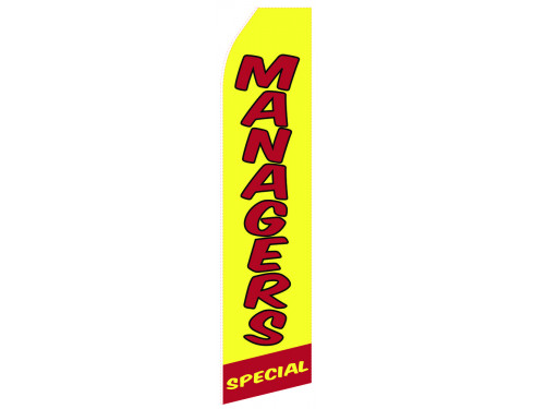 Managers Econo Stock Flag