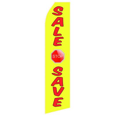 Sale Save Econo Stock Flag