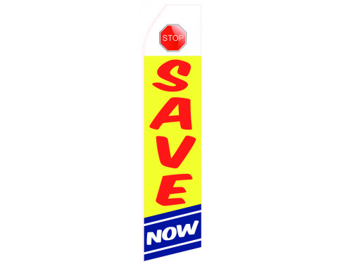 Save Now Econo Stock Flag