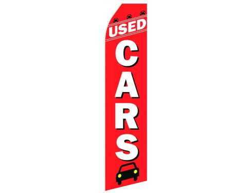 Used Cars Econo Stock Flag
