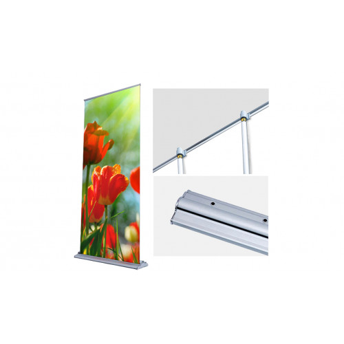 "SD Retractable - 60"" x92"" (Silver)"