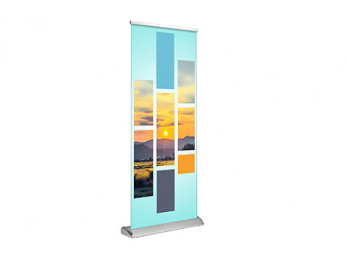 "Deluxe Retractable 33""x81"""
