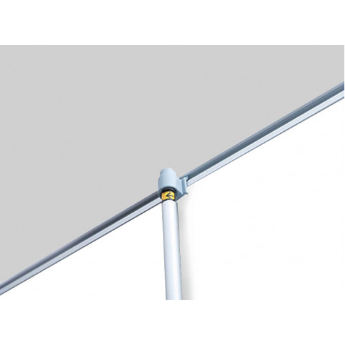 "SD Retractable 36""x92"" (Silver)"